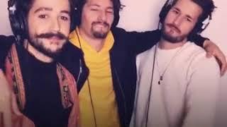 Mau Y Ricky y Camilo cantando DESCONOCIDOS  Smule