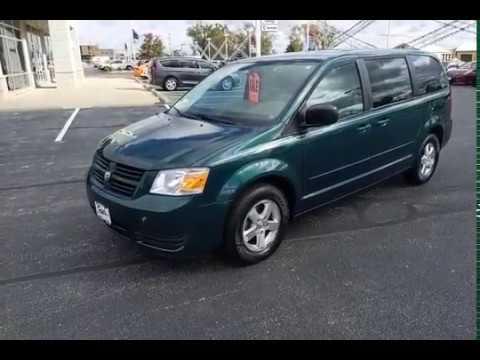 2009 Dodge Grand Caravan 972011