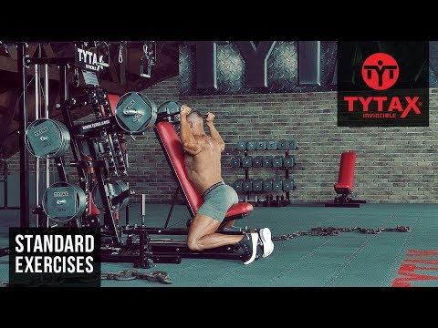 Lever Shoulder Press   TYTAX® M2