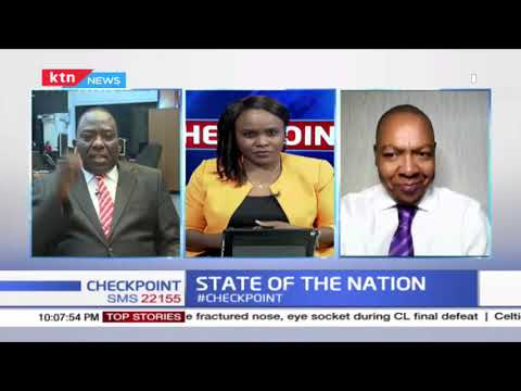 #CHECKPOINT [1]: The State of the Nation, Is Prayer an option to all Kenya's problems?