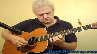 Norwegian Wood - The Beatles - Fingerstyle Guitar