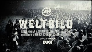 AZAD   Weltbild Feat. Schatten Und Helden | LEBEN II (Official HD Video)