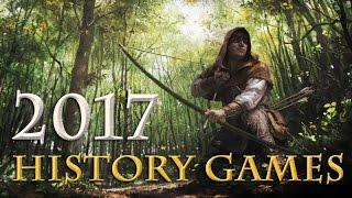 Die History Games 2017: Eine Jahresvorschau