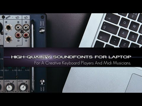 Tutorial: MIDI Setup For Beginners Using Vanbasco Player + Coolsoft + SoundFont