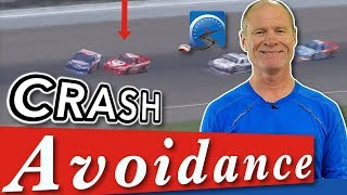 How to Avoid a Crash By Not Following the Vehicle that is Intersecting You   Crash Analysis Smart