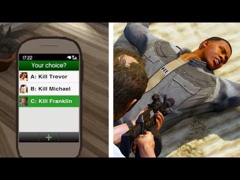 GTA V Michael kills his Son Jimmy - تنزيل يوتيوب