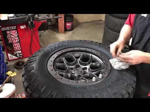 Part 2 Chevy Colorado Build - AEV Crestone Beadlock