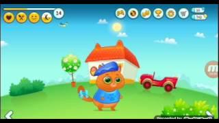 Бубушка виртуальный котик часть 1