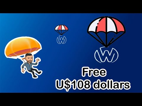 Ganhe de Graça U$108 Dólares (415 reais) no Airdrop Windhan Energy . CORRE!