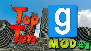 Top 10 Garrys Mod Maps #1