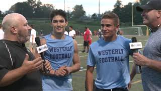 Passing League football preview: Westerly
