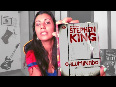 O ILUMINADO - STEPHEN KING | Book Review  | Leitura de Kurt Cobain #4