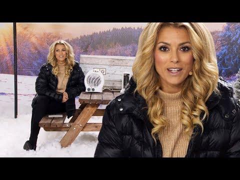 Katie Steiner kämpft gegen die Kälte (Oktober 2018) 4K UHD