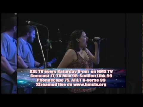 Panamorous on ASL TV