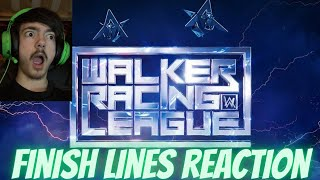 Alan Walker Walker Racing League FINISH LINES SONG REACTION *THIS IS THE OLD ALAN WALKER!!!*