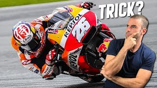 THE SECRET MOVE OF THE #MOTOGP RIDERS.. IL TRICK! - LIKE A SIR MOTOTIPS