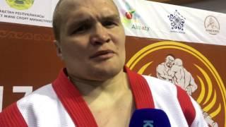 Қазақ күресінен Қазақстан чемпионатының 1 күнінен мини репортаж