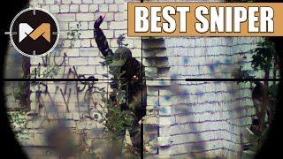 BEST SNIPER GAME (32 KILLS) // ЛУЧШИЙ СНАЙПЕР. СТРАЙКБОЛ / AIRSOFT