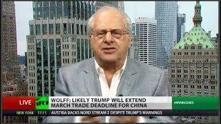 US-China trade talks 'made for TV politics' – Richard Wolff