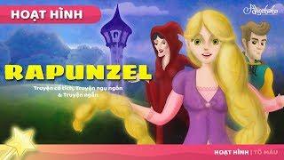 Rapunzel câu chuyện cổ tích - Truyện cổ tích việt nam - Hoạt hình