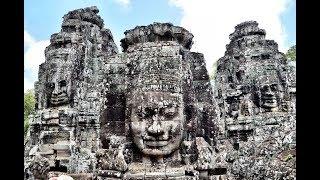 Города которые Вас шокируют. В джунглях Камбоджи обнаружен древний город.