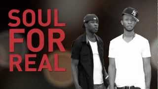 Alumbra Soul Sessions :: Jon B, Color Me Badd, Soul For Real Promo