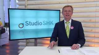 Studio SHK NEWS am 13.3.2015