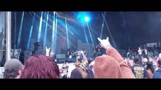 Anthrax - -- Rock Fest - Cadott WI. 7/13/2017