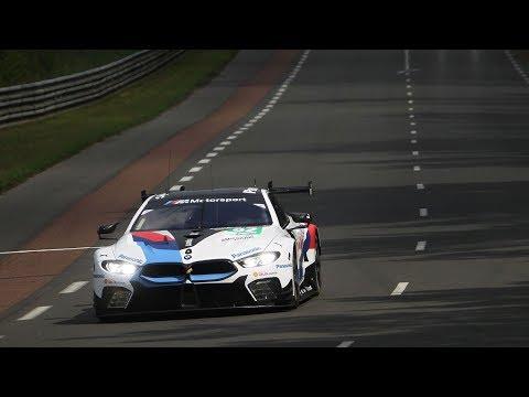 #MISSION8 – The BMW M Motorsport Le Mans Show - Sunday.
