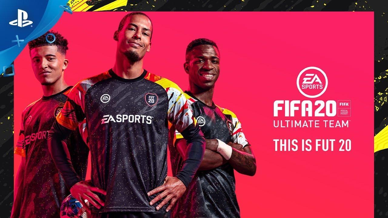 FIFA 20 - Ultimate Team: ga aan de slag in FUT 20 | PS4