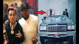 Strzelali Do 6IX9INE I 50 Cent'a Podczas Kręcenia Teledysku
