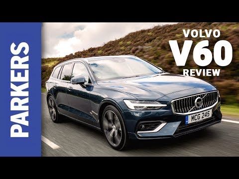 Volvo V60 Estate Review Video