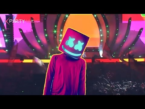DJ Marshmello - Alone Remix Lagu Barat Terbaru 2017 Mp3