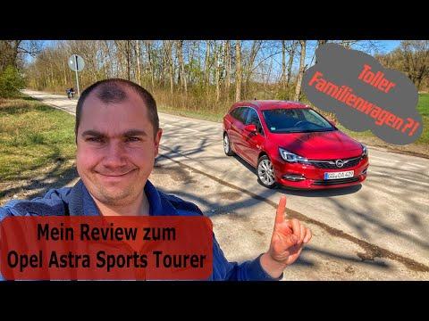 2020 Opel Astra Sports Tourer - Der Alleskönner?!   Test - Review - Fahrbericht