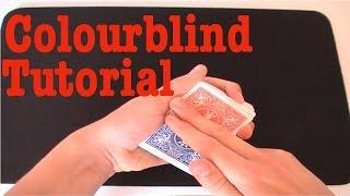 Colourblind Magic Trick Tutorial