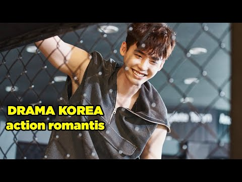 10 drama korea action romantis terbaik    wajib nonton