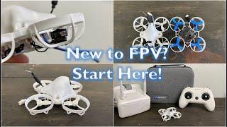 BetaFPV Meteor65 - Best All-in-One RTF FPV Drone Kit