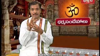Remedies Of Nara Disti Nivarana | Dharma Sandehalu - Episode 442_Part 3