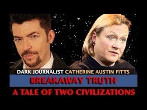 CATHERINE AUSTIN FITTS - BITCOIN OP DIGITAL SLAVERY & SPACE ECONOMY! DARK JOURNALIST