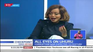 All eyes on Uhuru ahead of State of the Nation address