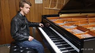 Bosendorfer Imperial (Why the extra notes, and what do they sound like).