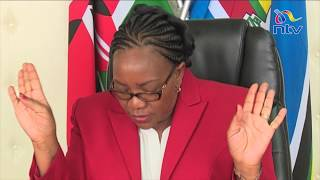 MP files petition to fire Health CS Sicily -VIDEO