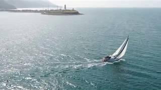 Морские прогулки на парусной яхте в Анапе