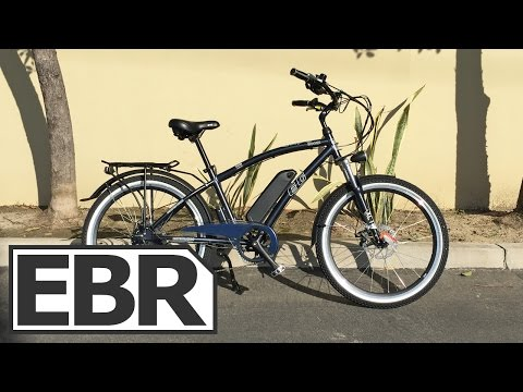EG Oahu 500 EX Video Review – High Speed Cruiser Electric Bike