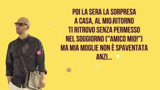 Checco Zalone   Immigrato (Tolo Tolo) (Testo   Lyrics)
