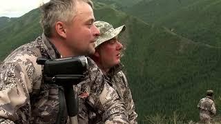 Горный Алтай   охота на козерогов