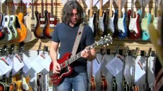1962 Gibson Les Paul SG Standard 01131