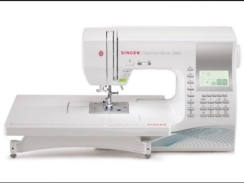 Quantum Stylist™ 9960 Sewing Machine