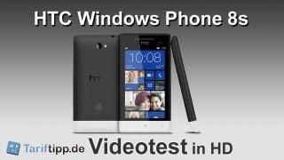 HTC Windows Phone 8S | Test in HD (deutsch)
