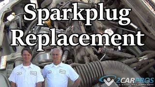 Spark Plug Change Hyundai Sonata 2009-2014